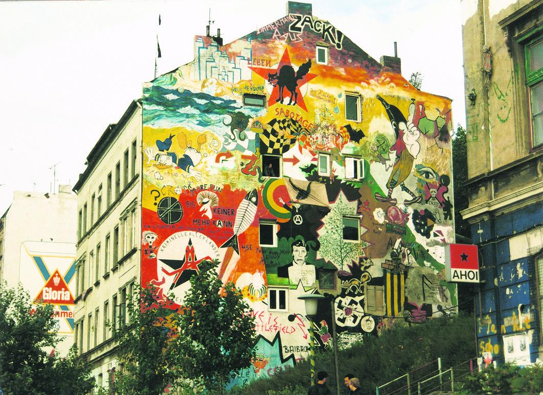 Hafenstraße 1989