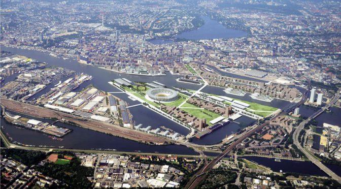 Olympia in Hamburg: Wird das grün oder bleibt das Hafen?