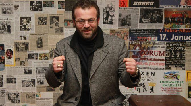 Hamburger des Monats: Mecit Cetinkaya