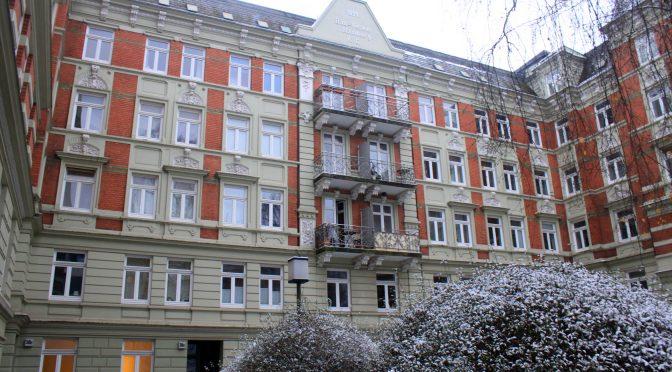 Erste Hamburger Burg wird verkauft